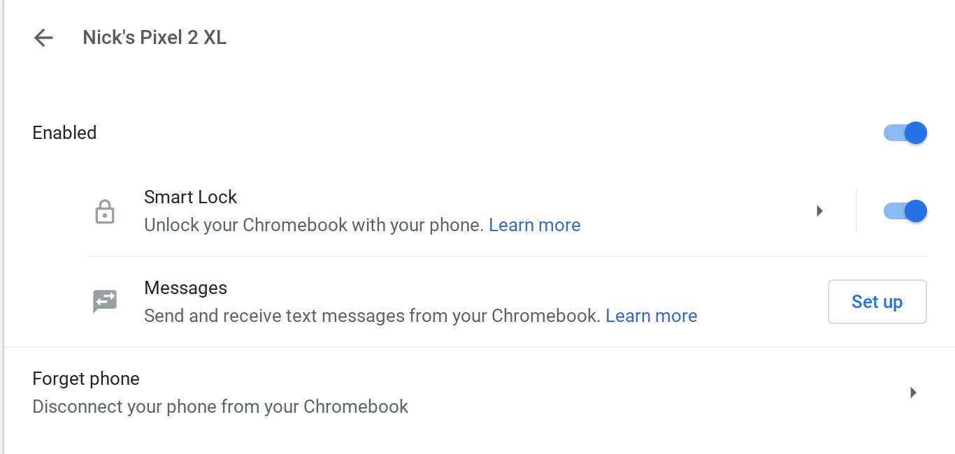 Chrome OS 'Better Together' feature shows up in Dev channel