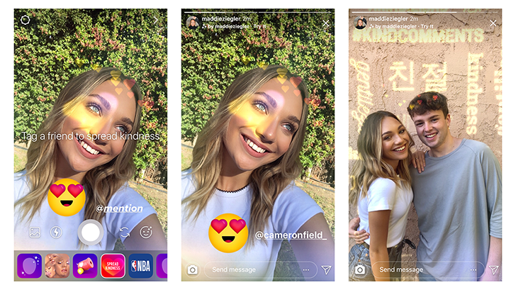 Instagram launches new tools to stop online bullying and spread kindness