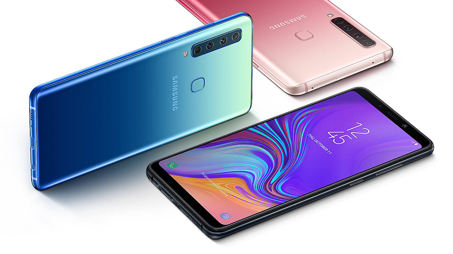 Samsung's mid-range Galaxy A9 drops to $400