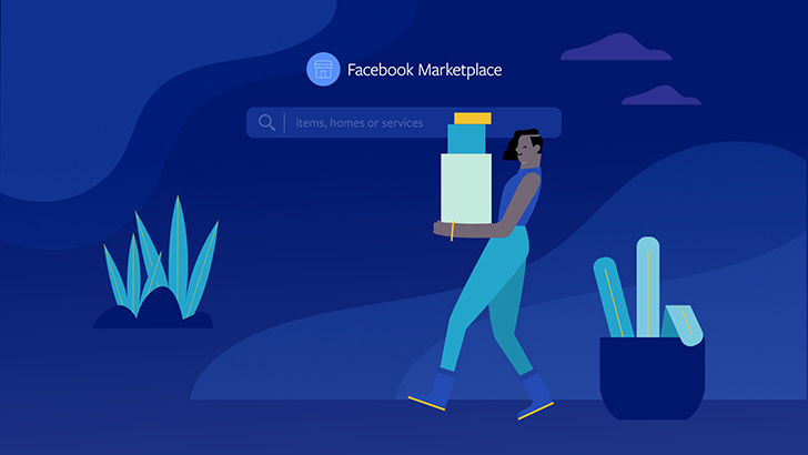 Facebook's new AI features to help 'Marketplace' shoppers, sellers