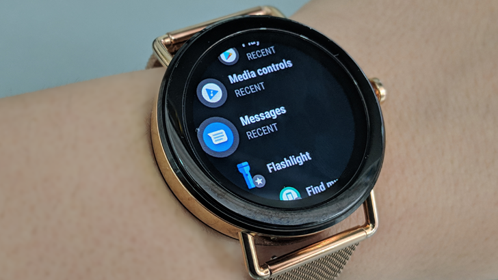 The latest Messages 3 7 update is crashing constantly on Wear OS watches