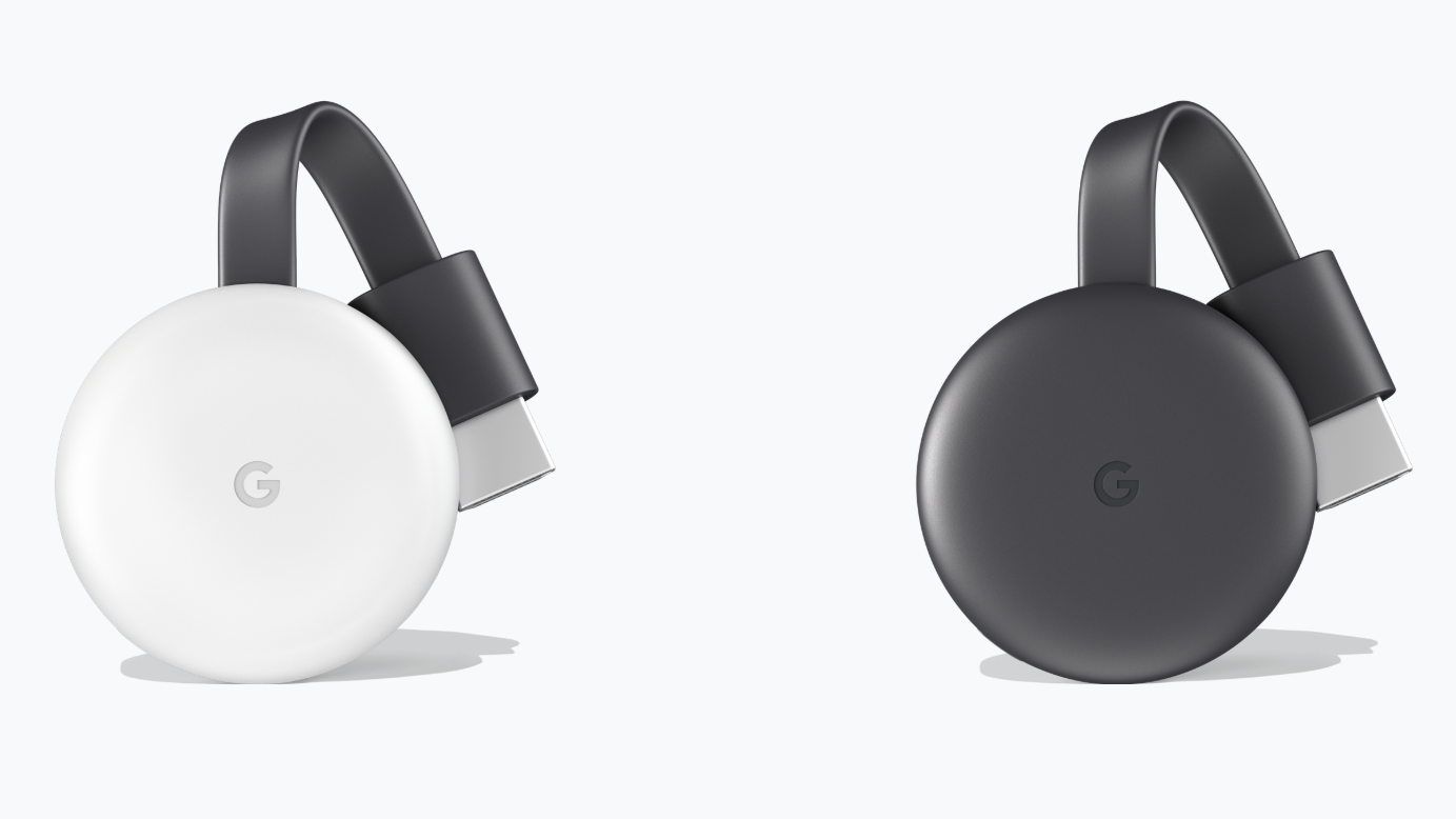 New Chromecast with updated design now official for $35