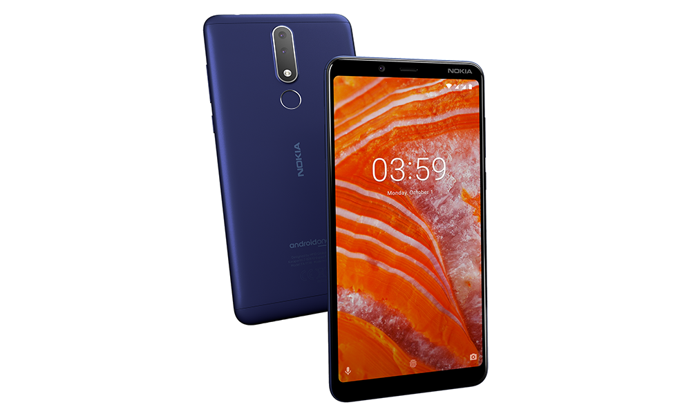 Nokia 3.1 Plus With Dual Rear Cameras Setup Launched At Rs 11499