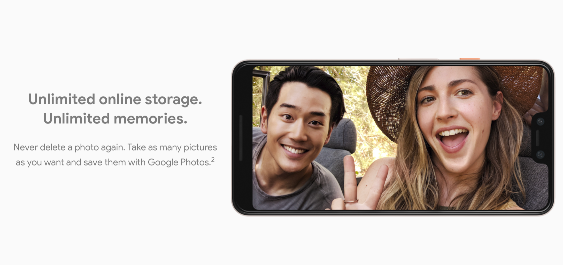 Pixel 3 owners get free full-size photo uploads until