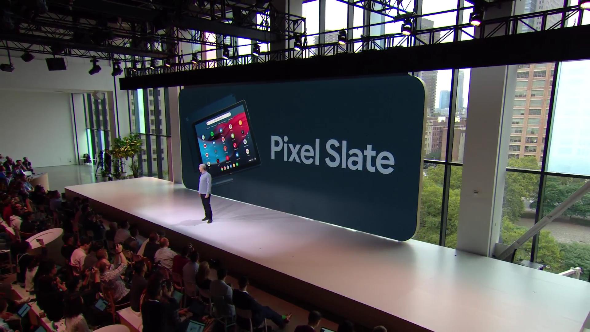 Google sprints in the 'smart home' race with Home Hub, unveils Pixel 3 phone
