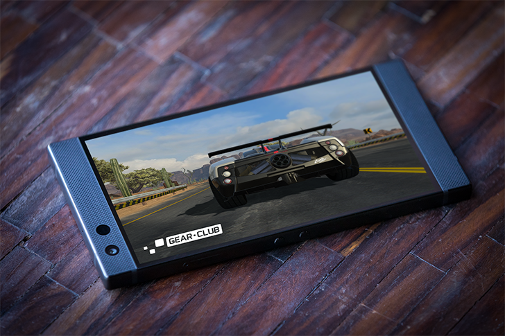 The Razer Phone 2's Pie factory images and kernel source are now available