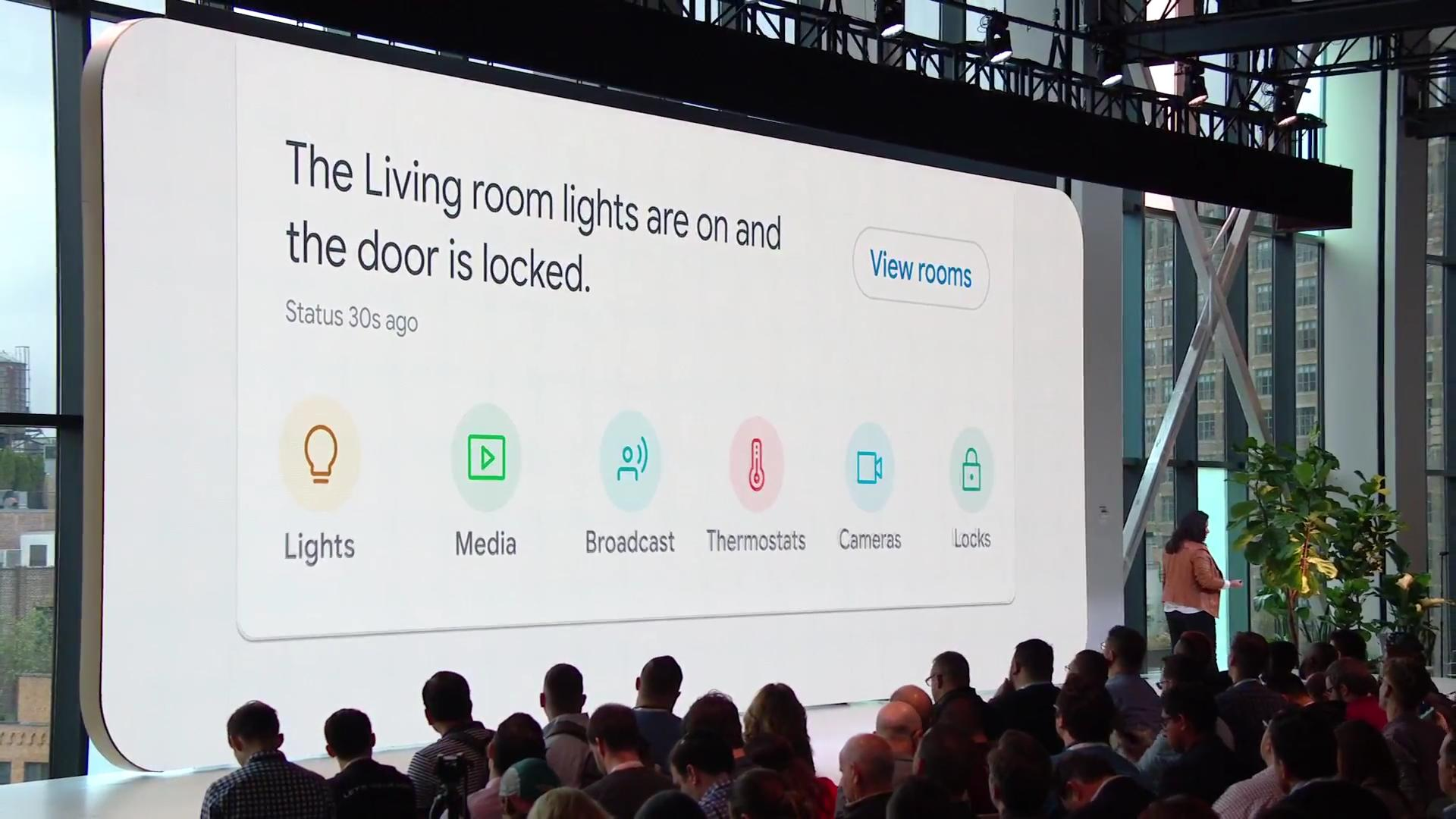 Google announces new Home Hub, a Smart Display powered by Google Assistant