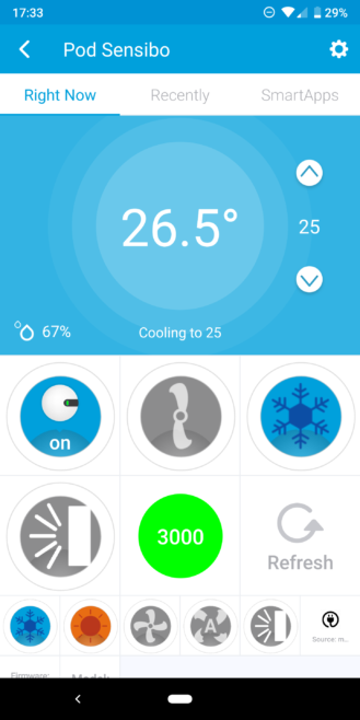 Sensibo Sky review: A pricey but near-perfect smart