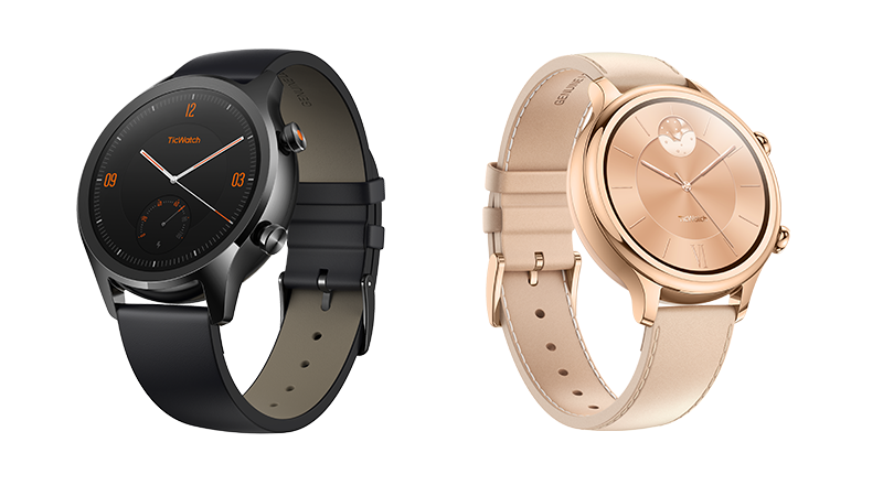 Save up to 20% on Mobvoi's TicWatch WearOS smartwatches