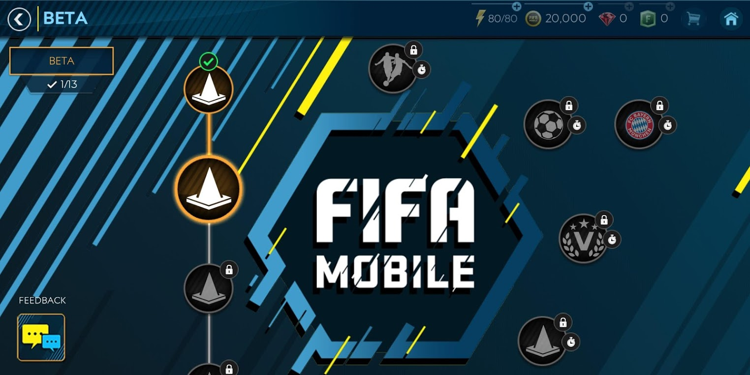 FIFA Soccer: Gameplay Beta offers a first look at FIFA Mobile's new game engine