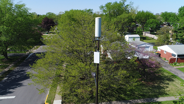 Verizon Boasts First On 5g With A Homebrew Residential Solution