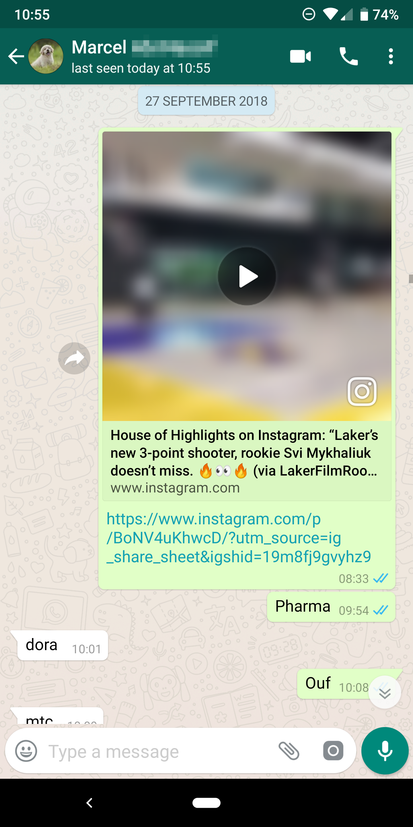 WhatsApp Beta 2.18.301 brings picture-in-picture video ...