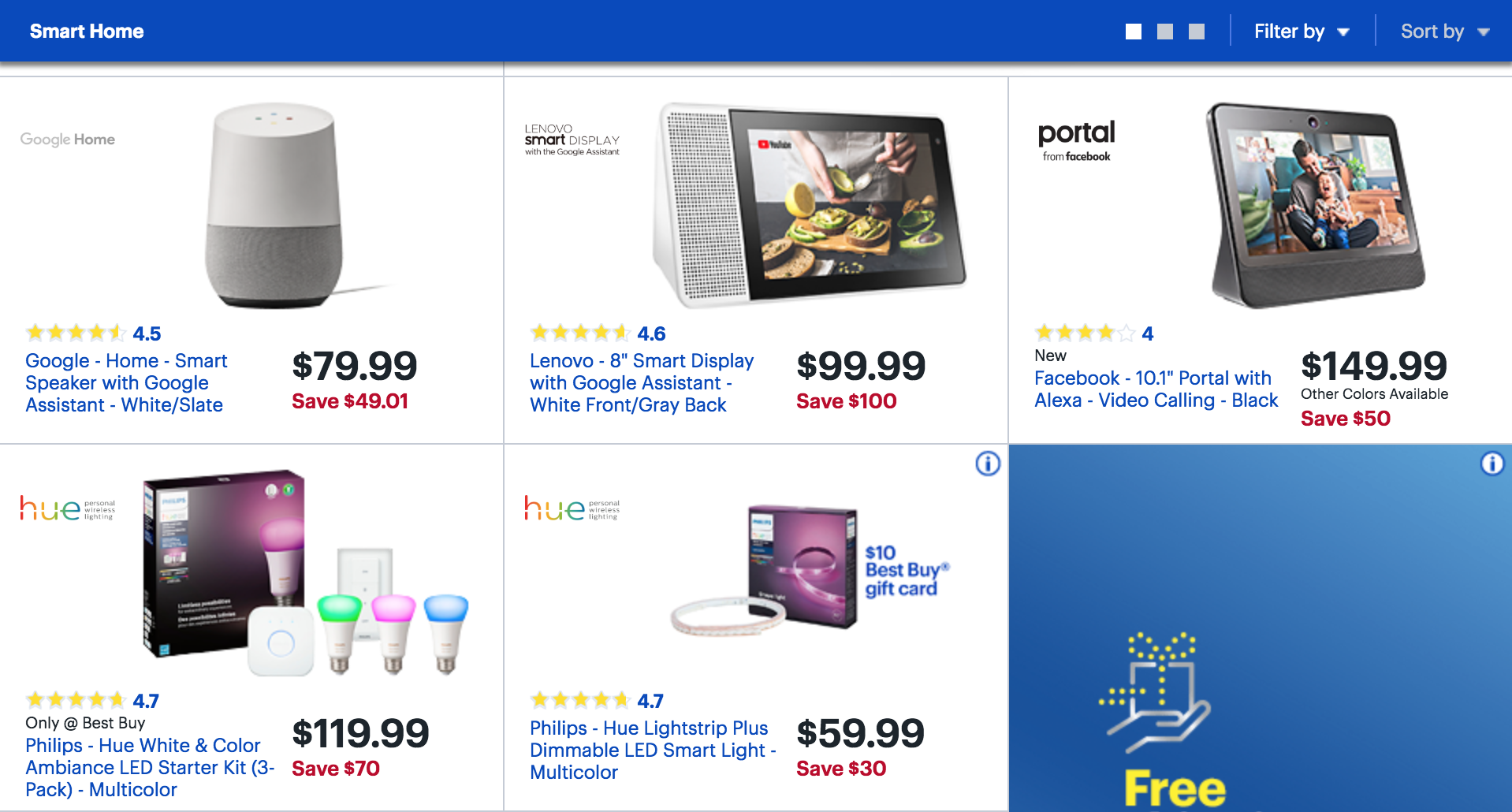 Facebook Portal is already $50 off ($150) at Best Buy on