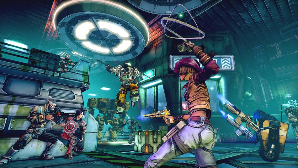 Borderlands 2/The Pre-Sequel and XCOM: Enemy Within are 80% off on