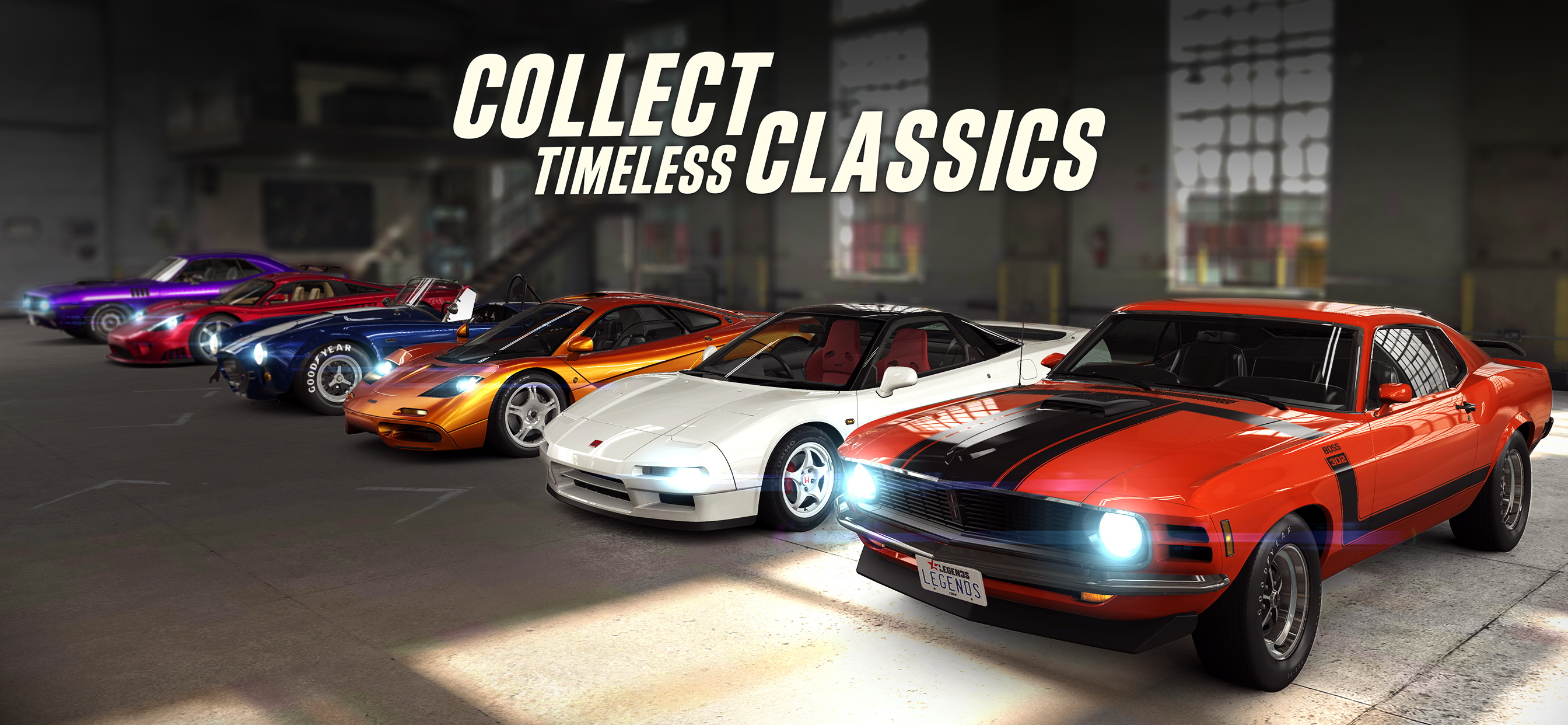 zynga updates csr racing 2 adds 16 new cars. Black Bedroom Furniture Sets. Home Design Ideas