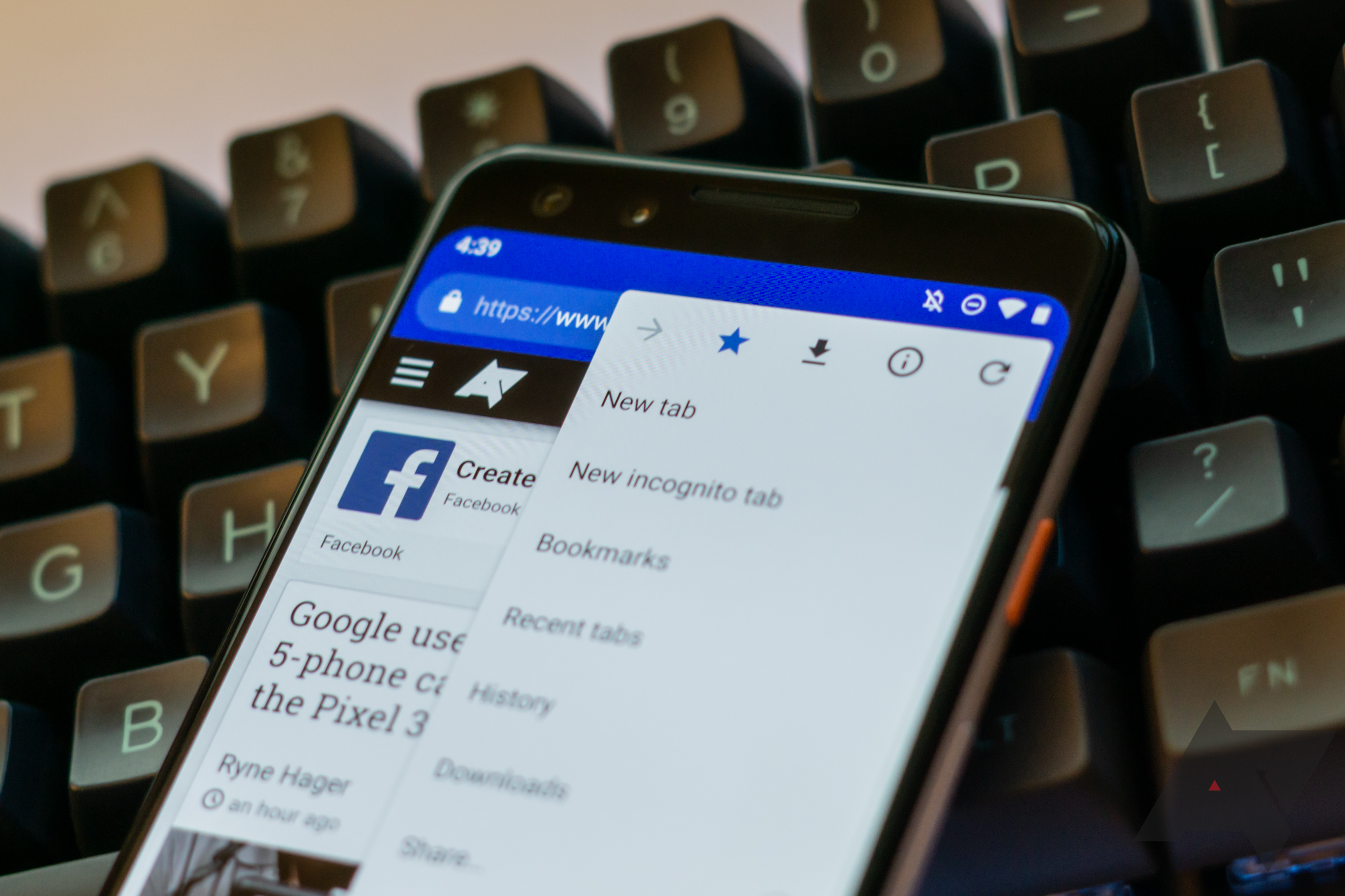 Gestures for page forward/back may be coming to Chrome for Android