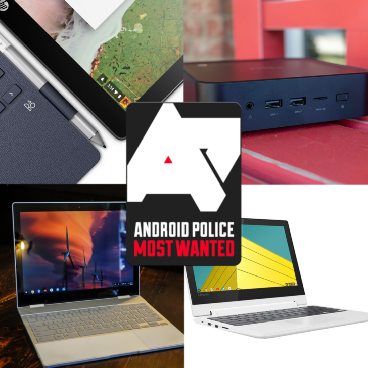 QnA VBage The best Chromebooks, Chromeboxes, and Chrome OS tablets you can buy right now (Winter 2018)