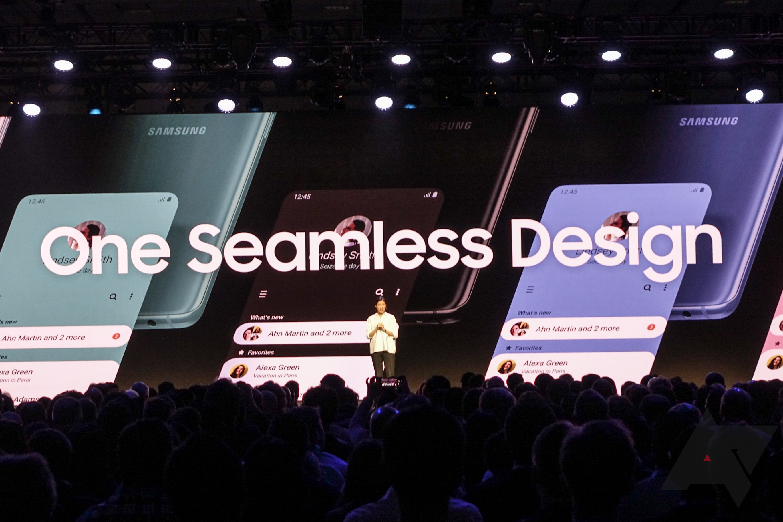 Samsung Experience is now One UI, but everyone's just going
