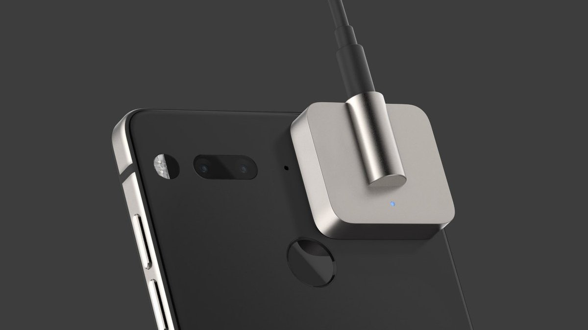 Update: Back in stock] Essential reveals its Audio Adapter