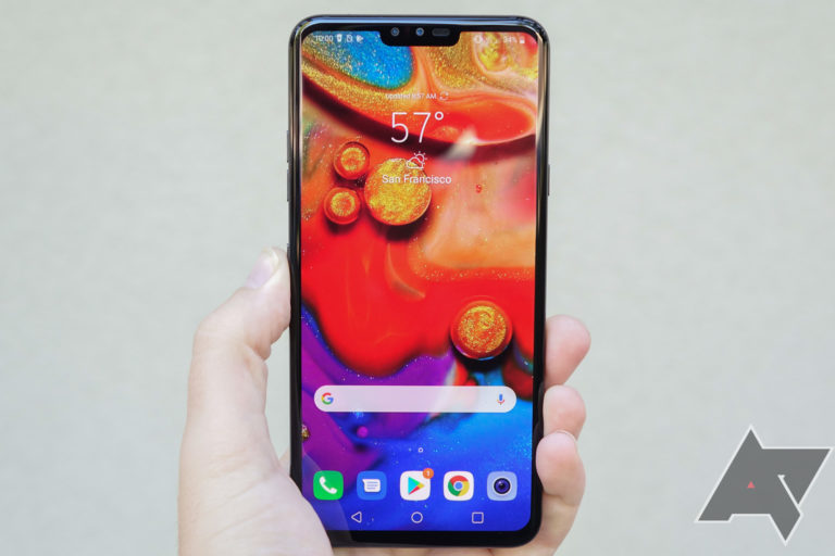 Verizon releases LG V40 ThinQ update with new camera