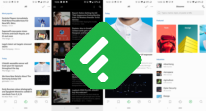 feedly apk
