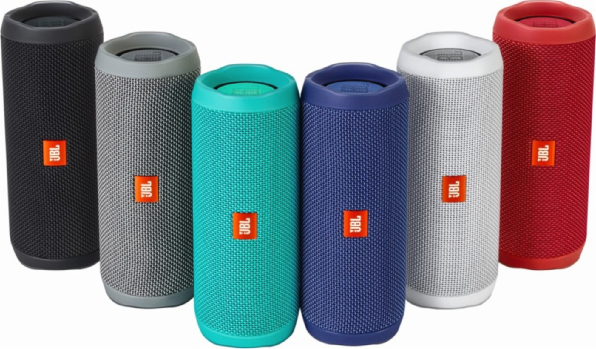 The JBL Flip 4 Bluetooth speaker is $60 ($40 off) for My