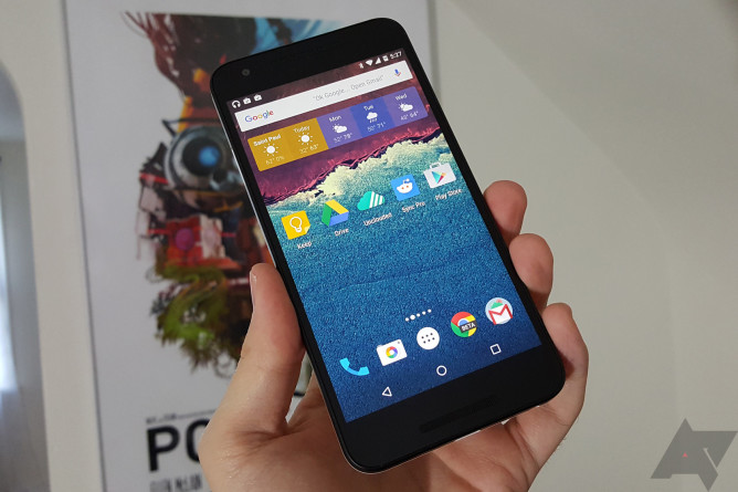 End of an era: The final Nexus phones may have just gotten their