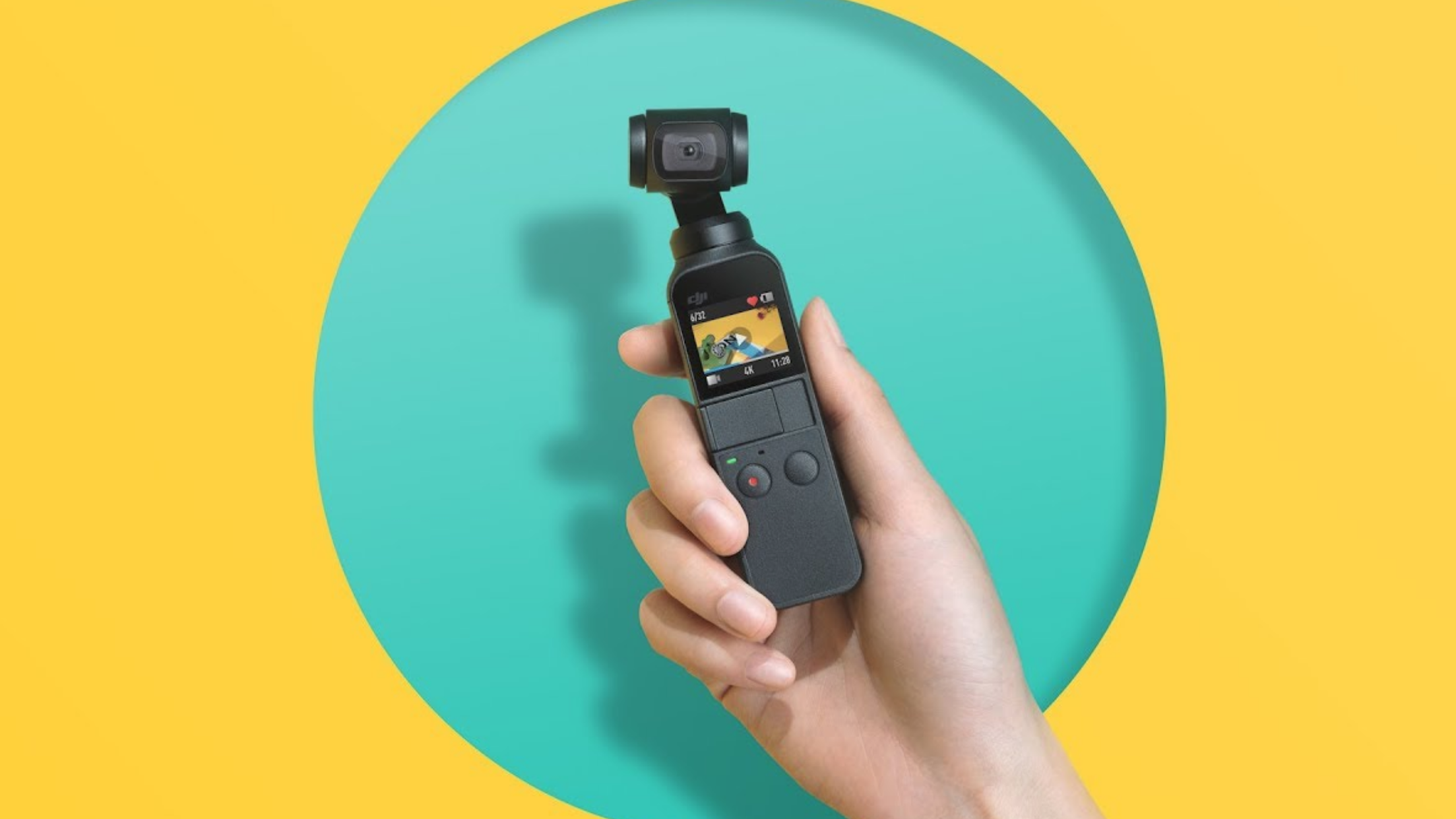 DJI announced world's smallest three-axis stabilized camera, Osmo Pocket for ~RM1463