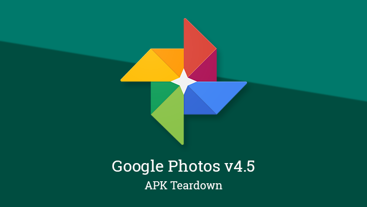 Google Photos v4.5 may restore backup while charging and prepares helpful hints for backup conditions [APK Teardown]