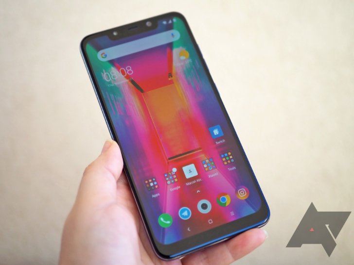 Update: Widevine L1, 4K60 in stable] Pocophone F1 to soon get 960fps