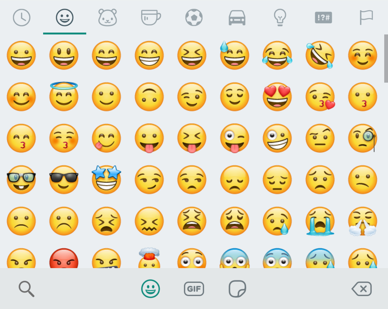Whatsapp Beta Adds Unicode 11 Emojis Private Replies In Groups