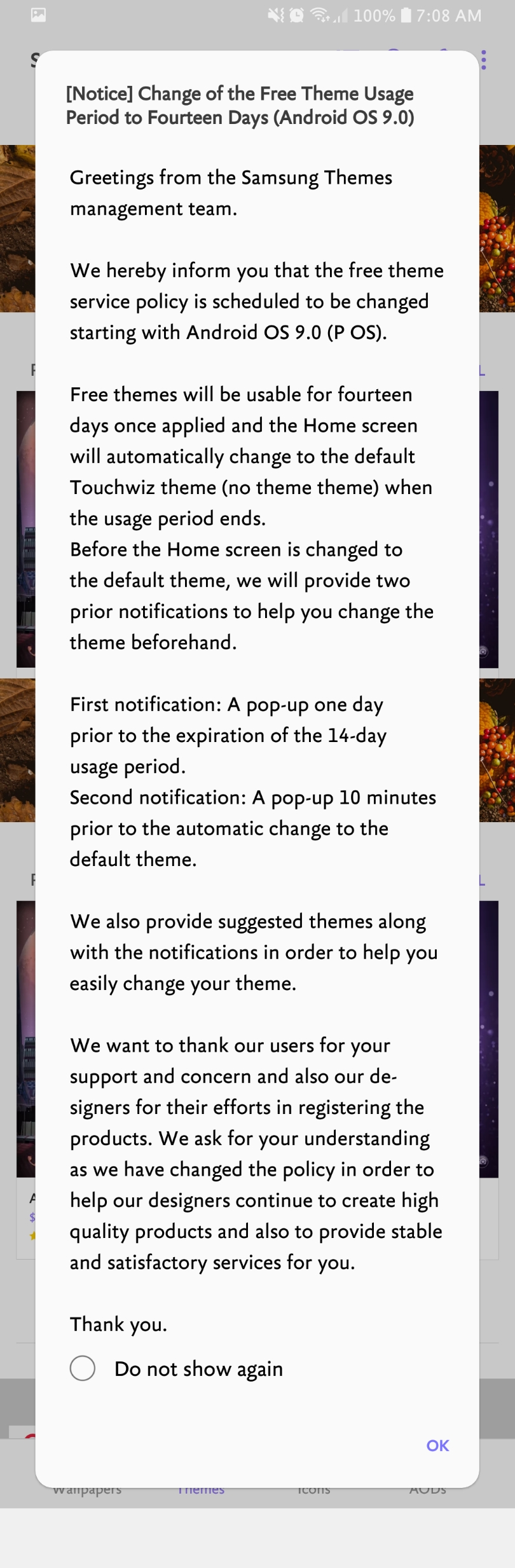 how to make samsung themes