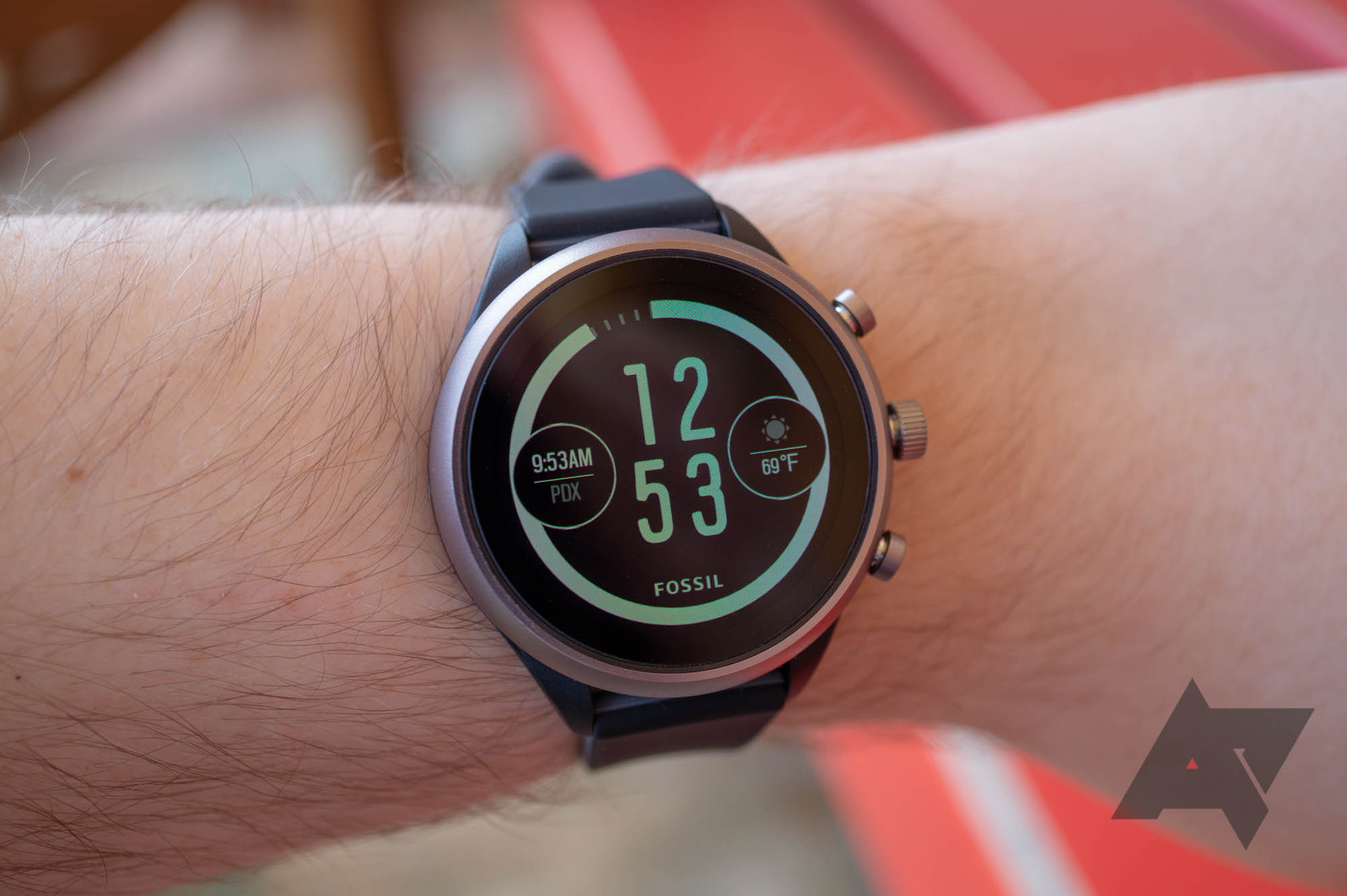 The Fossil Sport smartwatch is down to $74 at Amazon ($26 off)
