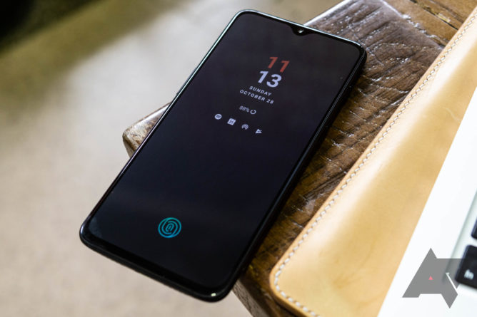 android police oneplus 5 giveaway