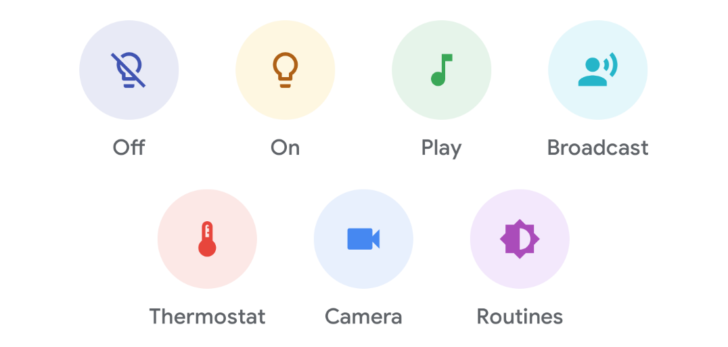 Google Home v2 8 adds Routines button to home screen, deep linking