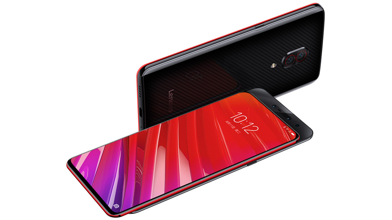 Lenovo Unveils World's First Snapdragon 855 Powered Smartphone