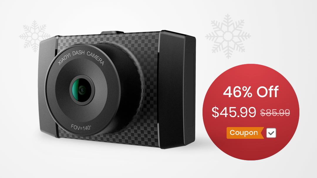 Yi Happy Holiday Savings: Get a 4K action camera, a 360° camera, and