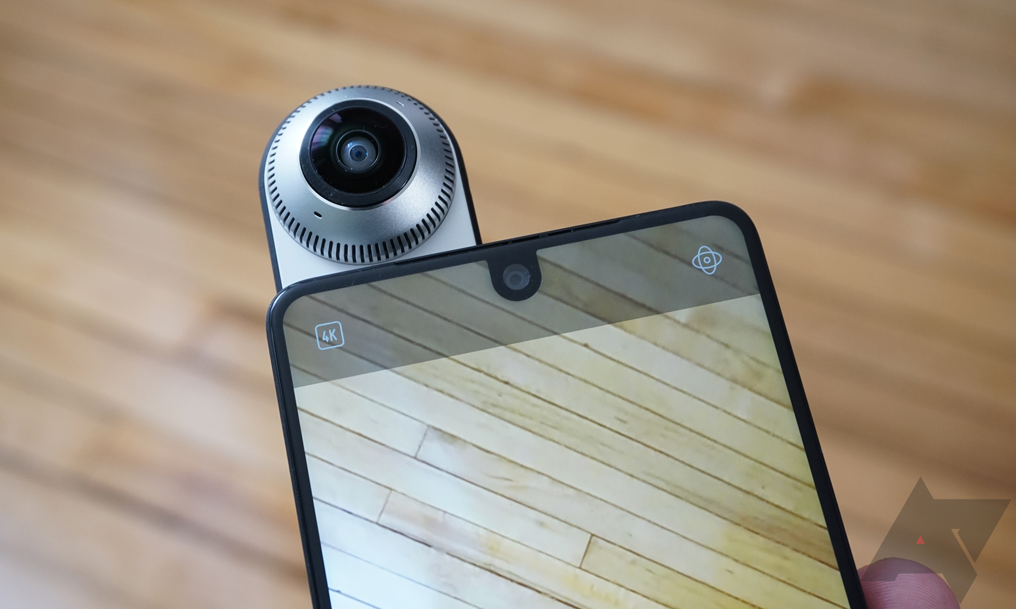 wholesale dealer 817e5 b64ff Essential's 360 Camera is on sale for $24 with free case