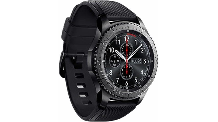 Get a Samsung Gear S3 Frontier for $200 ($100 off) from B&H
