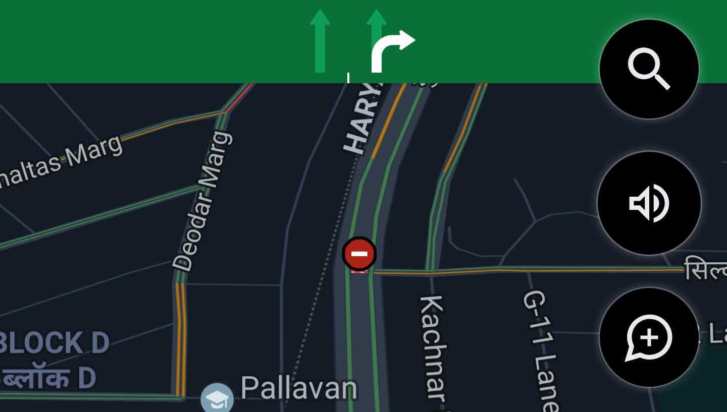 Google Maps' Waze-like incident reporting shows up for many, doesn't