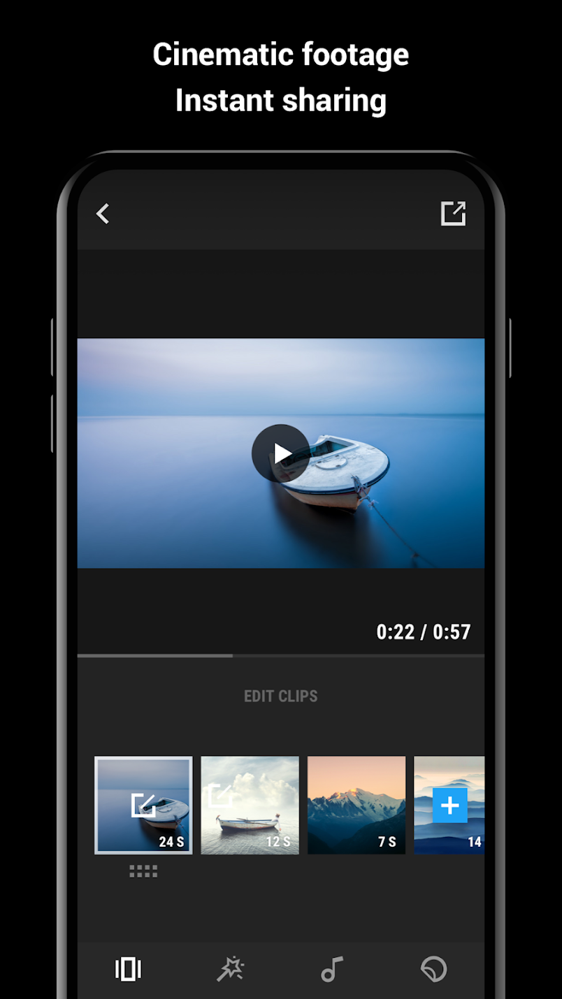 DJI Mimo app for Osmo Pocket video editing hits Play Store