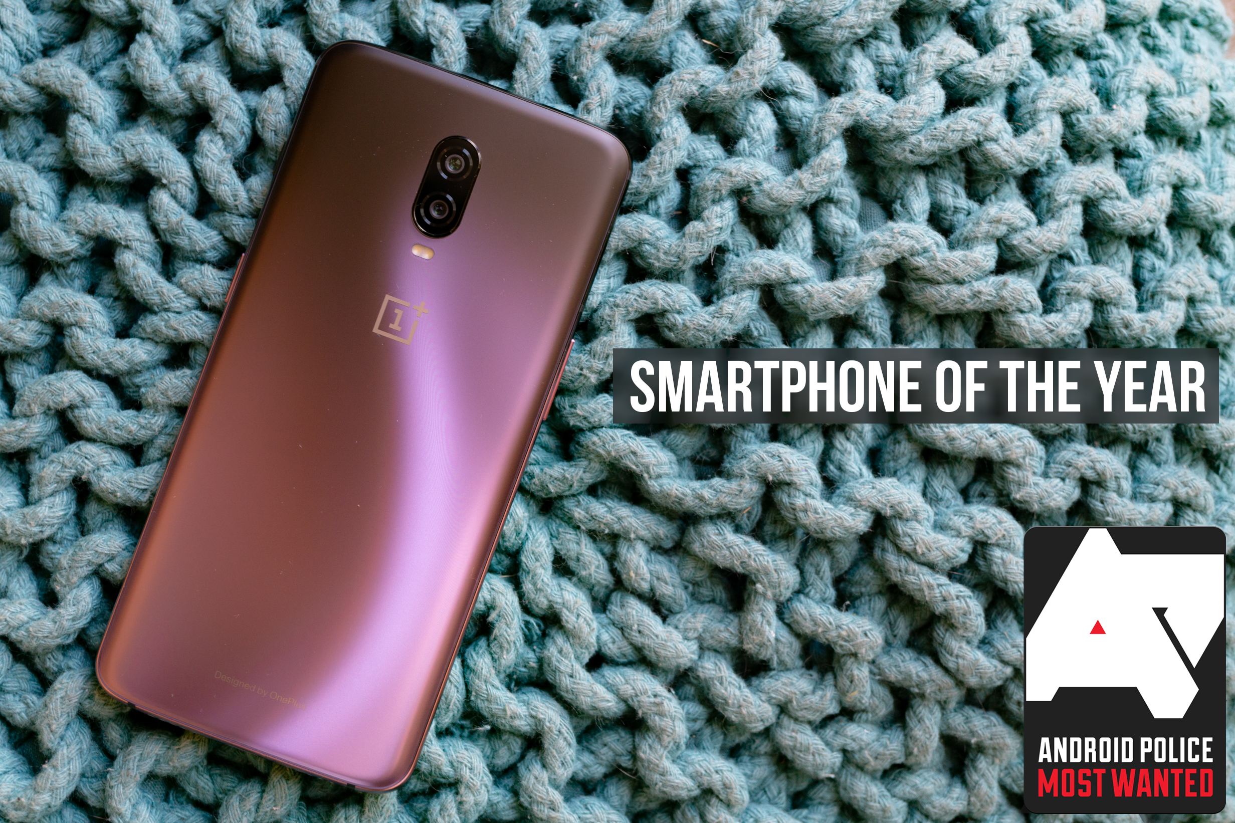 Android Police's 2018 Smartphone of the Year is the OnePlus 6T