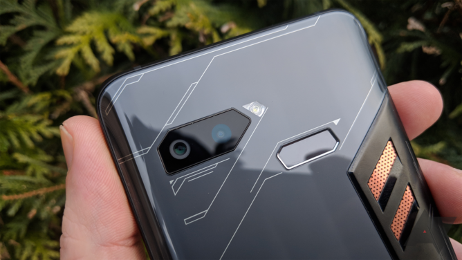 ASUS ROG Phone review: A few stumbles can't stop this gaming-phone