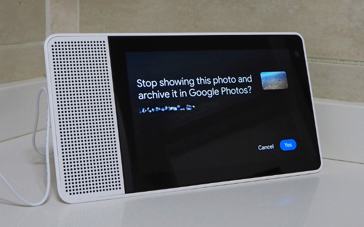 How to hide, favorite, and share photos from your Google Home Hub (and other Smart Displays)