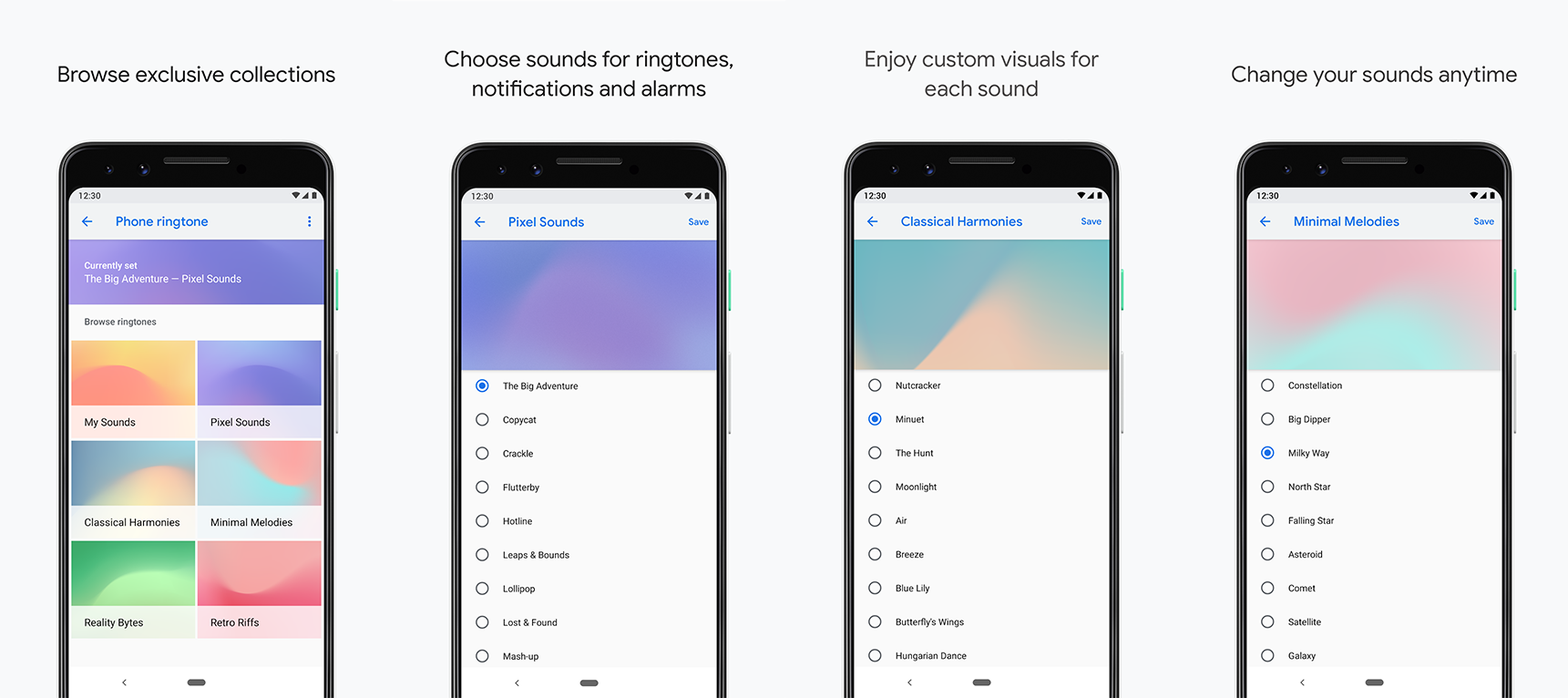 Pixel Sounds updated to v2 0, and it actually works now [APK Download]