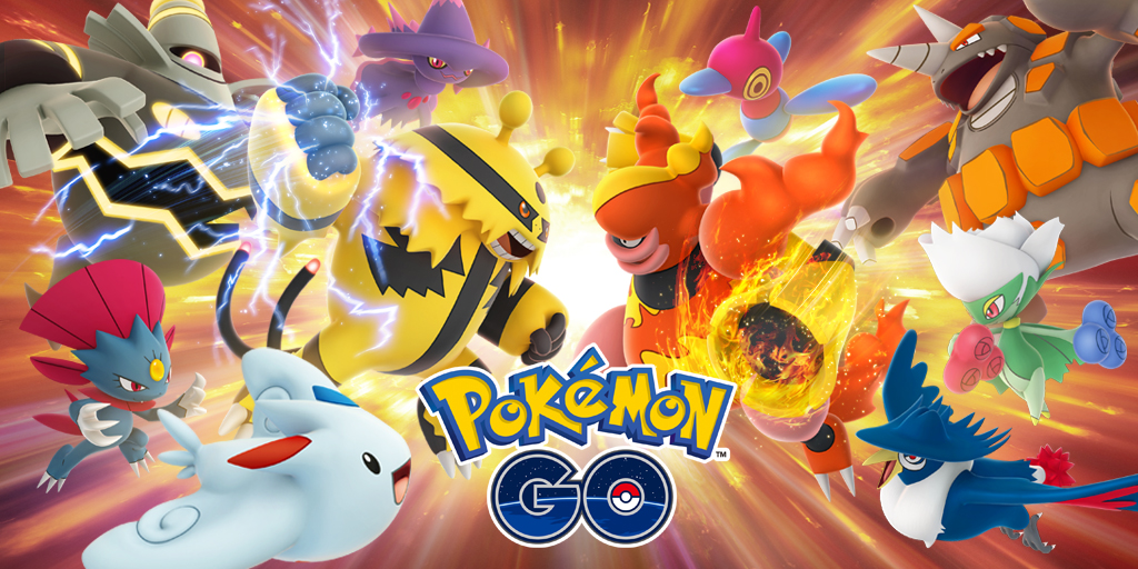 Player vs player Battles are officially coming to Pokémon Go