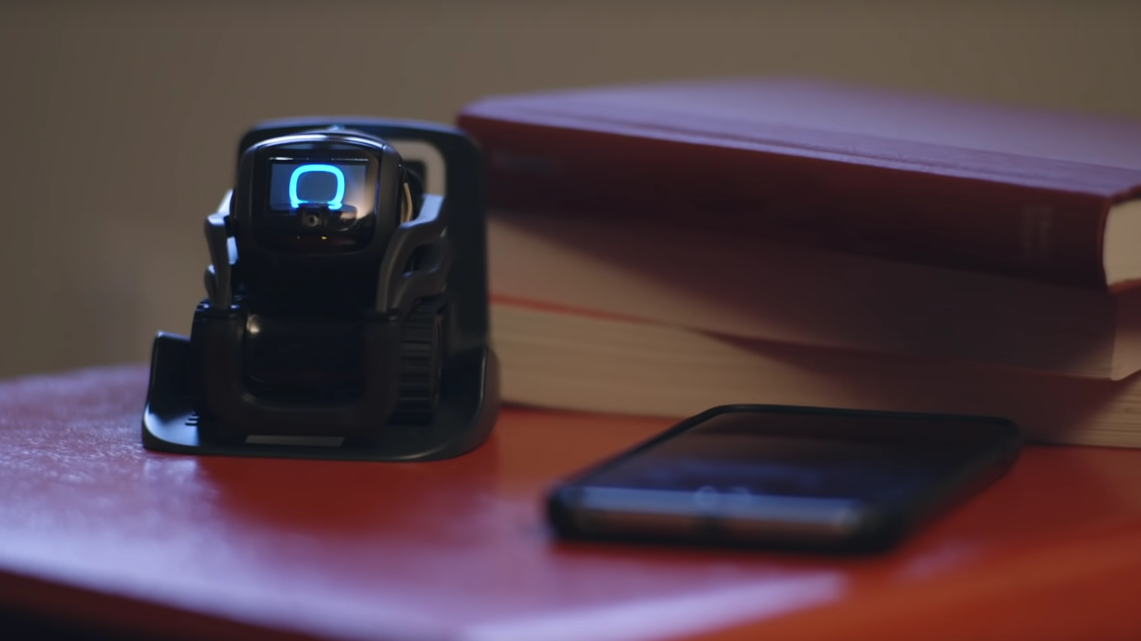 Anki's friendly Vector robot is getting Alexa support