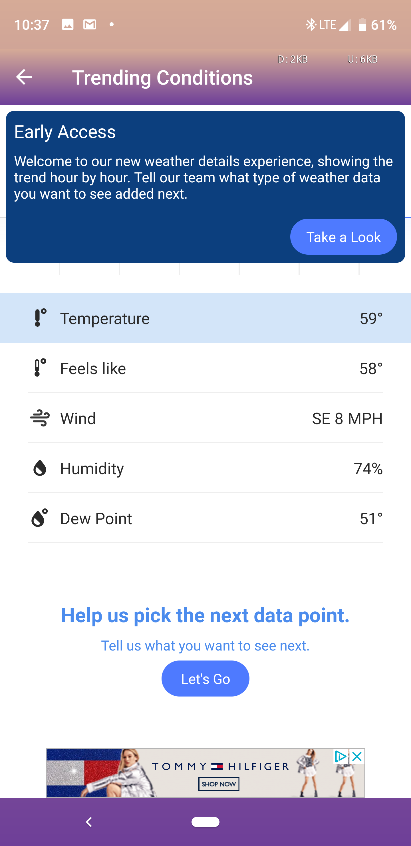 The Weather Channel v9 0 forecasts a fresh UI with 100