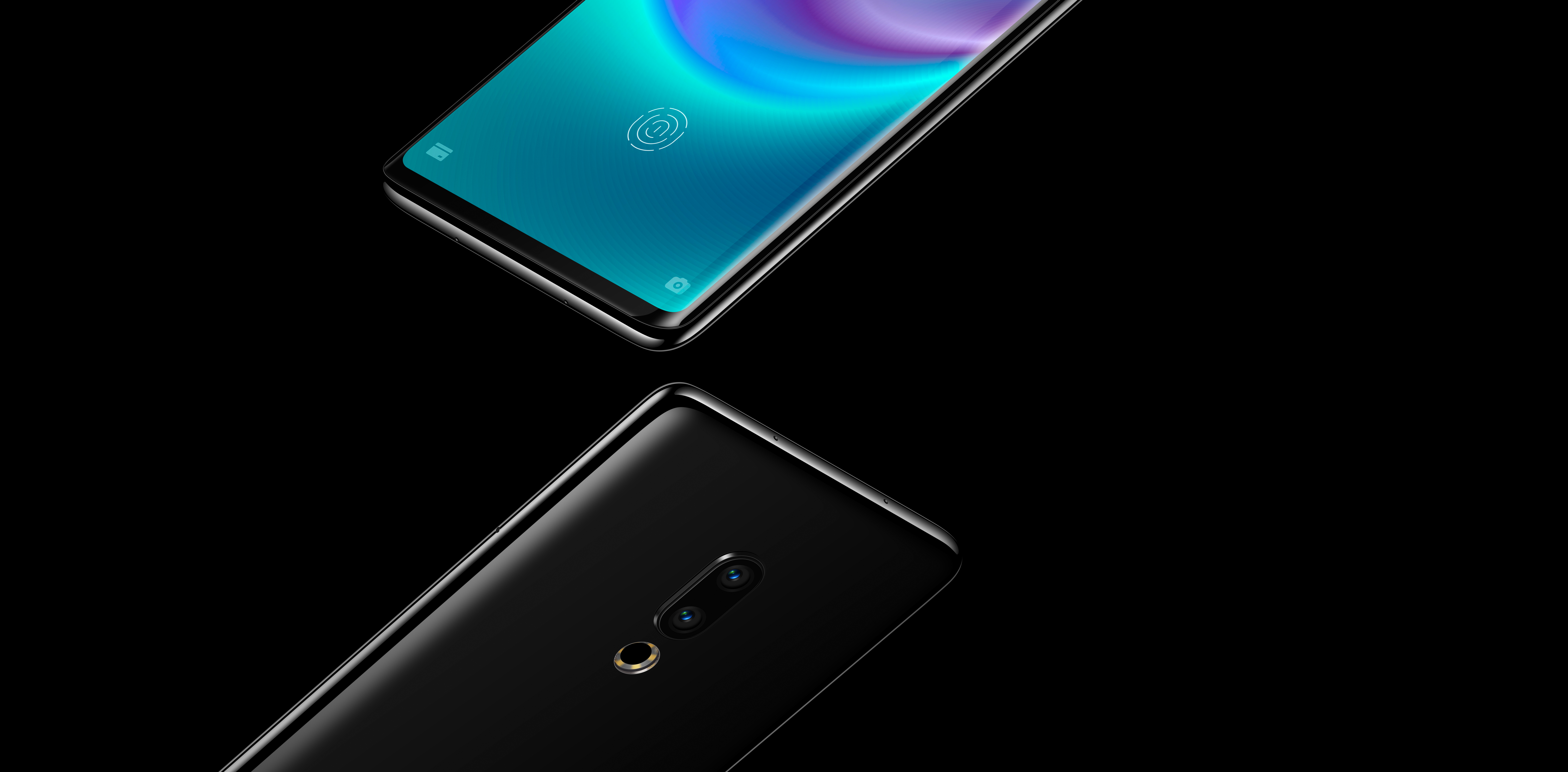 Meizu announces a phone with no ports or buttons because we