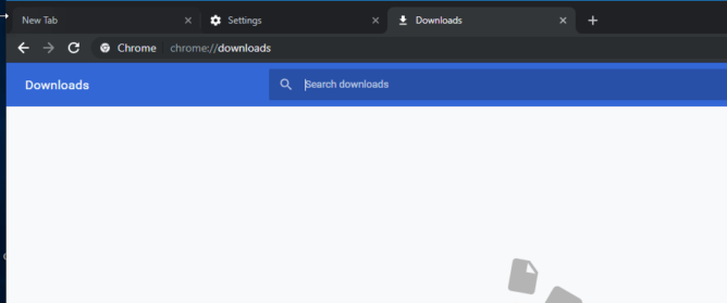The native Dark mode in Google Chrome for Windows 10 is now